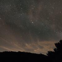 Milky Way Over Halfway Dam