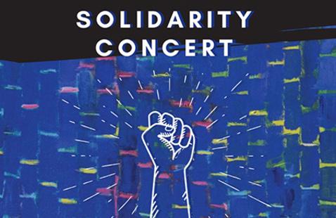 Black Lives Matter Solidarity Concert