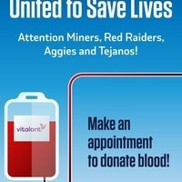 United to Save Lives Blood Drive