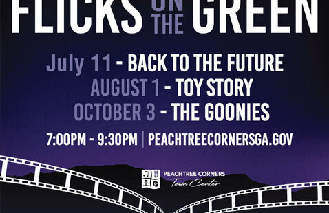 Flicks on the Green