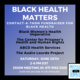 Black Health Matters Contact-A-Thon