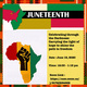 A Campus Juneteenth Celebration
