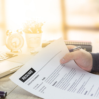 Virtual Event: Creating Stronger Resume Bullet Points