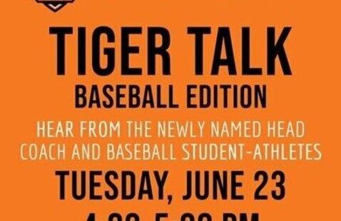 Tiger Talk: Baseball Edition