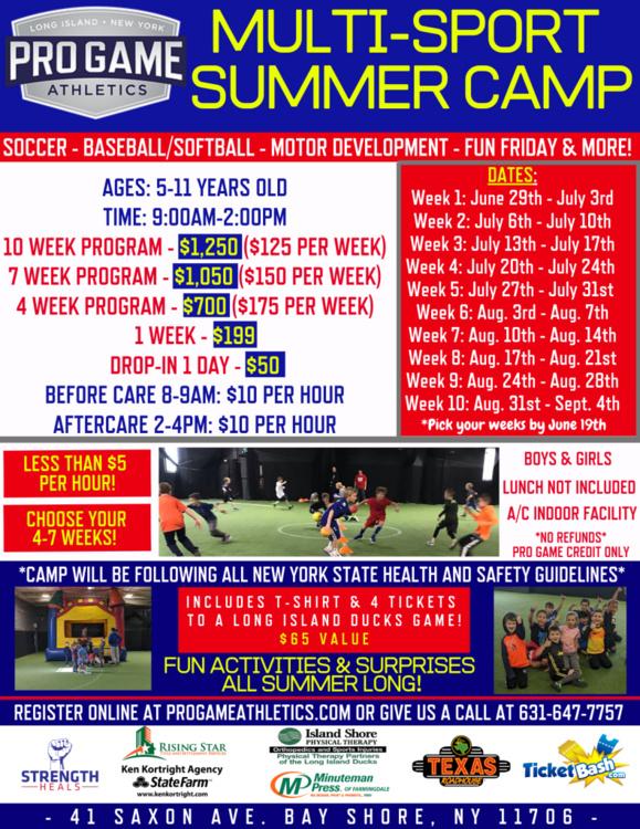 Multi-Sport Summer Camp
