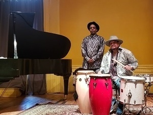 A Percussion Discussion with Lafayette Gilchrist & Kevin Pinder LIVE STREAM
