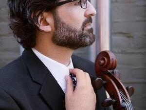 Cellist Amit Peled LIVE STREAMING CONCERT