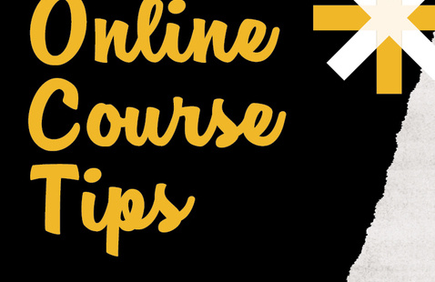 Online Course Tips – College of Education