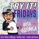 Try It Friday with Veronica on Instagram Live