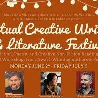 Zoom Fiction Writing Workshop