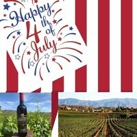 Fourth of July at Reyes Winery