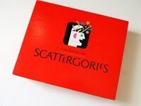 Scattergories & Coffee