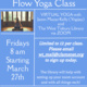 All Levels Kripalu Flow Yoga Class