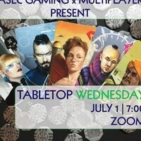 Tabletop Wednesday