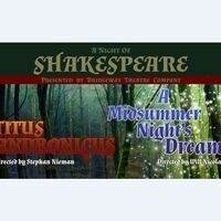 SOS Theatre Fest: Titus & Midsummer - Virtual Event