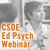 CSOE Ed Psych Webinar