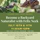 Become a Backyard Naturalist