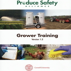 Remote South Carolina Produce Safety Rule Grower Training July 22 & 23