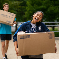 Residence Hall Move-In