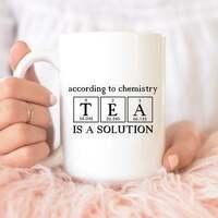 Chemistry Tea