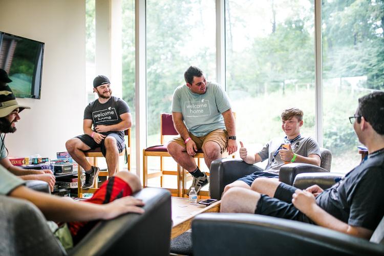 Student & Family Prayer and Goodbye