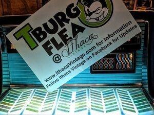 TBurg FLEA Socially Distant Flea Market