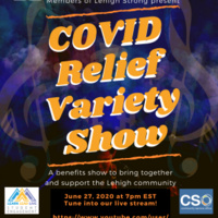Covid Relief Variety Show
