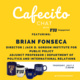 Cafecito Chat with Brian Fonseca, Director of FIU's Jack D. Gordon Institute for Public Policy