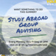 Virtual: Study Abroad Group Advising