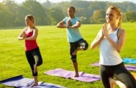 Teen Yoga Class