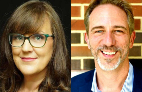 A LIVE Virtual Author Conversation with Joshilyn Jackson & David Gushee