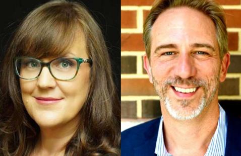 A LIVE Virtual Author Conversation with Joshilyn Jackson & David Gushee
