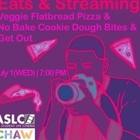 Eats and Streaming with ASLC & CHAW