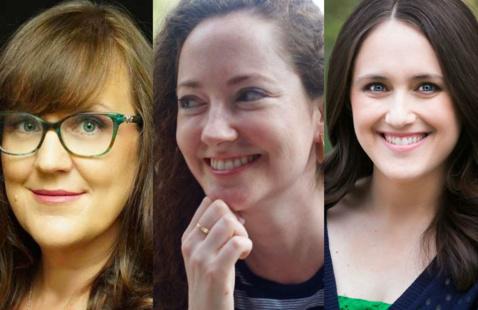A LIVE Virtual Author Conversation with Joshilyn Jackson, Kelly Quindlen, & Becky Albertalli