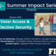 FIU in DC: Voter Access & Election Security Panel