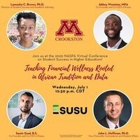 Teaching Financial Wellness Rooted in African Tradition and Data