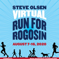 Steve Olsen VIRTUAL Run for Rogosin