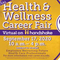 Health & Wellness Career Fair