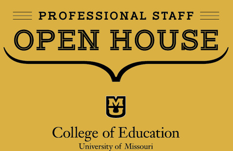 Professional Staff Open House with Dean Chval