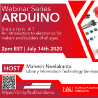Technology Tuesday: Arduino Webinar