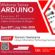 Technology Tuesday: Arduino Webinar