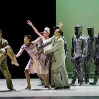 Donald Byrd's Greenwood by Alvin Ailey American Dance Theater
