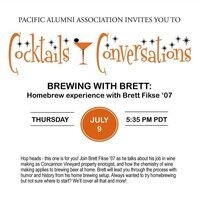 Cocktails & Conversations: Brewing with Brett