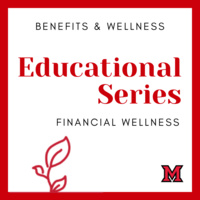 Financial Wellness - Designing Your Financial Comfort Zone