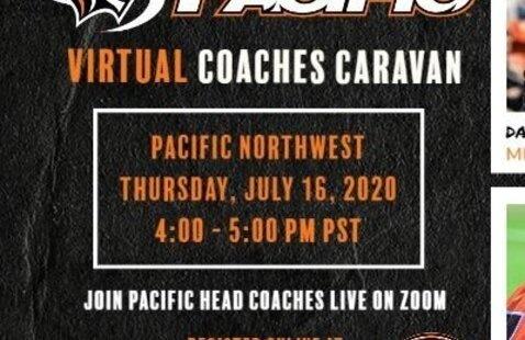 Pacific Virtual Coaches Caravan - Pacific Northwest