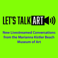 Let's Talk Art: livestreamed conversation with artist and professor of art Norman Akers