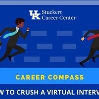 CAREER COMPASS: HOW TO CRUSH A VIRTUAL INTERVIEW