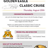 Golden Eagle Classic Cruise