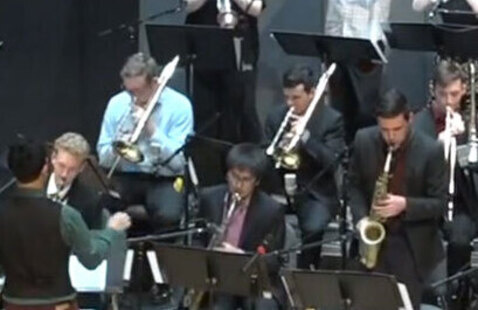 Virtual Rebroadcast: Christmas in July! Stephen Guerr'as Big Band Holiday Concert