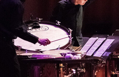Virtual Rebroadcast: Frost Percussion Group